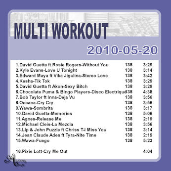 MultiWorkout#2010-05-20