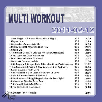 MultiWorkout#2011-02-12