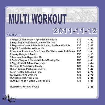 MultiWorkout#2011-11-12 (Chill Out)