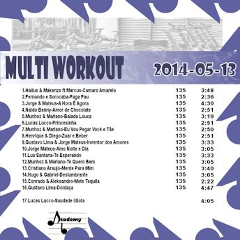 MultiWorkout#2014-05-13 (Sertanejo)