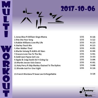 MultiWorkout#2017-10-06