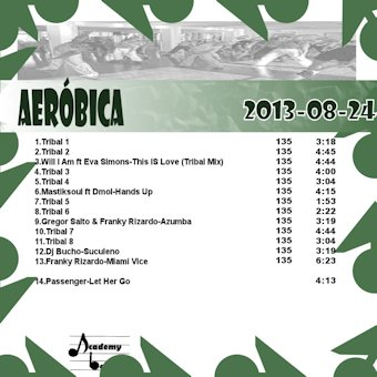 AeroDance#2013-08-24 (Tribal)
